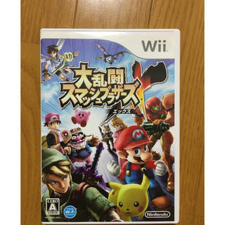 Wii - Wiiソフト 大乱闘スマッシュブラザーズX