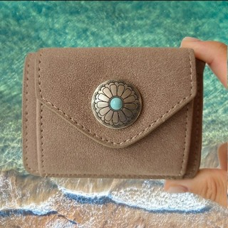 アリシアスタン(ALEXIA STAM)のコンチョ財布 ミニウォレット(財布)