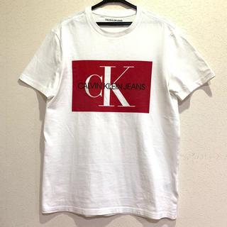 カルバンクライン(Calvin Klein)のCalvin Klein カルバンクラインジーンズ メンズ Tシャツ Sサイズ(Tシャツ/カットソー(半袖/袖なし))