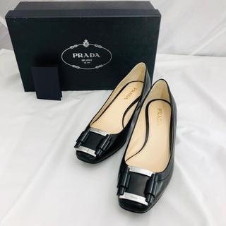 PRADA - PRADA プラダ パンプス レディース  シューズ 靴 就職活動 面接 にも