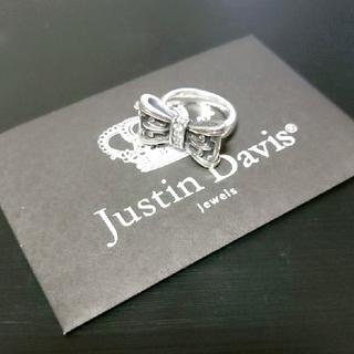 Justin Davis - Justin Davis♡プロミスリング