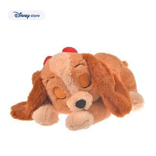 ディズニーストア わんわん物語 レディ 抱き枕 ぬいぐるみ