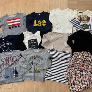 ライトオン(Right-on)のまとめ売り110.120(Tシャツ/カットソー)