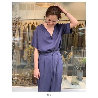 TODAYFUL - 【新品】TODAYFUL/トゥデイフル カラーレスラフシャツ 価格9,900円