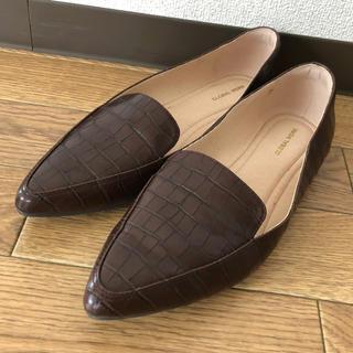 GLOBAL WORK - 美品 グローバルワーク L 24.0 24.5 パンプス ブーツ