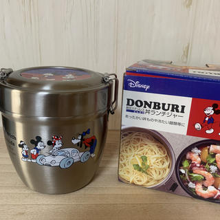 Disney - ミッキー ☆真空ステンレス丼ランチジャー