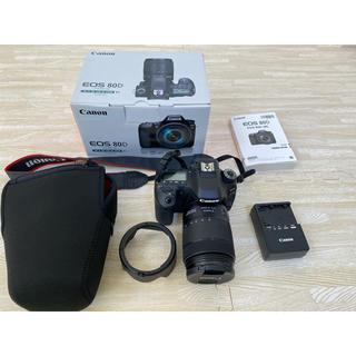 Canon - キヤノン EOS 80D