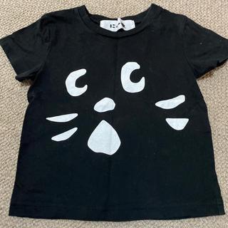 ネネット(Ne-net)のにゃーフェイスTシャツ 100(Tシャツ/カットソー)