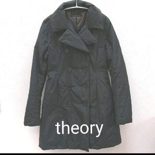 セオリー(theory)のtheory セオリー トレンチ型ダウンコード(ダウンコート)