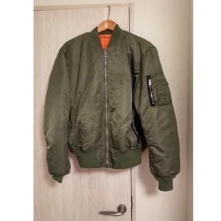 シュプリーム(Supreme)のALYX 18aw ボンバージャケット L  美品 ma-1 モード ストリート(フライトジャケット)