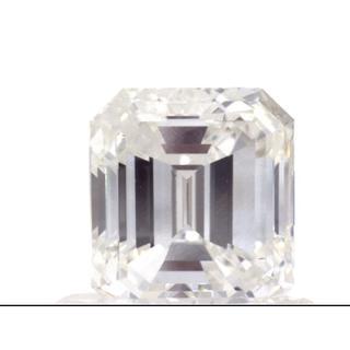 希少❗️天然[1.057ct] ダイヤモンドルース エメラルドカット(その他)