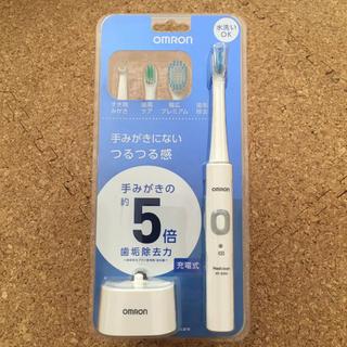 オムロン(OMRON)のOMRON 音波式電動歯ブラシ(電動歯ブラシ)