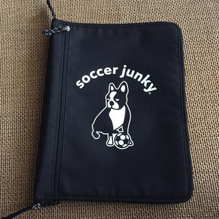 サッカージャンキー soccer junky ファイルケース