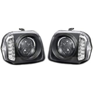 JB23 ジムニー LED リング 付き LED ウィンカー インナーブラック