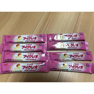 グリコ - 粉ミルク アイクレオ