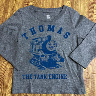 Design Tshirts Store graniph - グラニフ トーマス ロンT