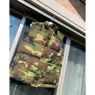 カナダグース(CANADA GOOSE)のCANADA GOOSE Freestyle Crew Vest (ダウンベスト)