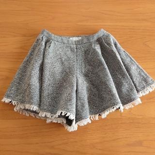 ダズリン(dazzlin)の【美品】dazzlin キュロットスカート(M)(ミニスカート)