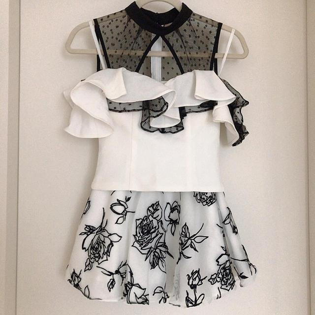 an(アン)のan セパレート ドレス レディースのフォーマル/ドレス(ナイトドレス)の商品写真