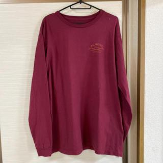 アーモンド(ALMOND)のalmondロンT(Tシャツ/カットソー(七分/長袖))