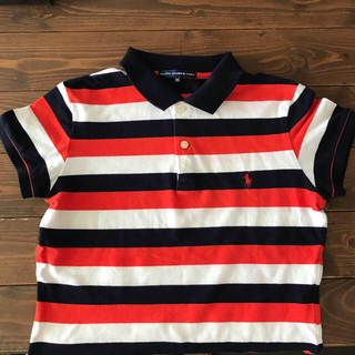 POLO RALPH LAUREN - Ralph Lauren Golf ストライプポロシャツ