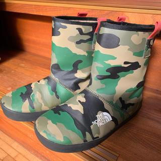 THE NORTH FACE - ノースフェイス 長靴 22センチ