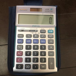 カシオ(CASIO)のカシオ計算機(オフィス用品一般)