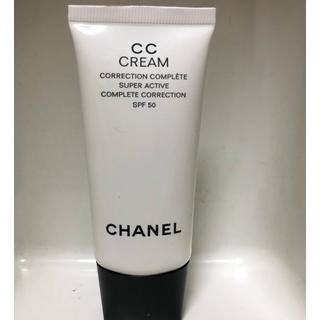 シャネル(CHANEL)のCHANEL CCクリーム(CCクリーム)