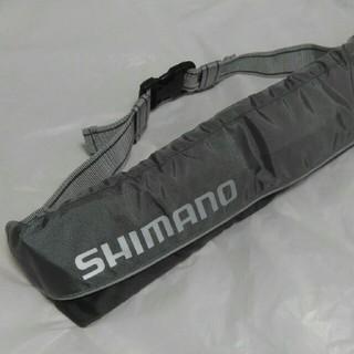 シマノ(SHIMANO)のりょーちん様専用桜マーク付きベルトタイプライフジャケット シマノ(ウエア)