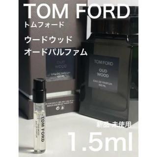 トムフォード(TOM FORD)の[t-o]TOM FORD トムフォード ウードウッド EDP 1.5ml(ユニセックス)