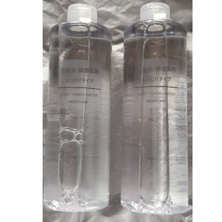 ムジルシリョウヒン(MUJI (無印良品))の無印良品 化粧水•敏感肌用 しっとりタイプ 400ml(化粧水/ローション)
