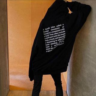 Balenciaga - VETEMENTS hoodieパーカー XSサイズ 確実正規品