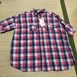 クリフメイヤー(KRIFF MAYER)の新品☆クリフメイヤー ビッグシャツ(シャツ/ブラウス(半袖/袖なし))