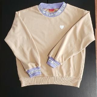 レピピアルマリオ(repipi armario)の美品❗repipi armarioトレーナー(Tシャツ/カットソー)