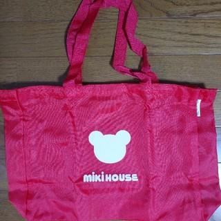 ミキハウス(mikihouse)の新品 ミキハウス エコバッグ  トートバッグ(エコバッグ)