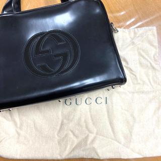 Gucci - GUCCI ハンドバッグ
