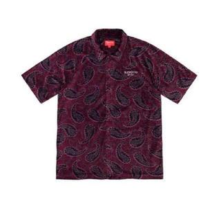 Supreme - Velour S/S Shirt
