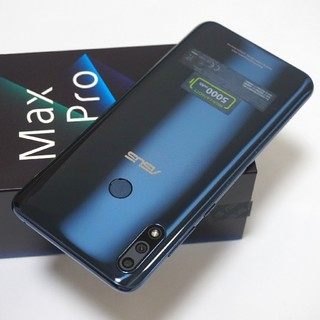 ASUS - 美品 SIMフリー ASUS Zenfone MAX Pro M2