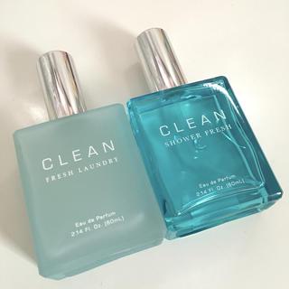 クリーン(CLEAN)の【即購入OK!】クリーン フレッシュランドリー シャワーフレッシュ 60ml (ユニセックス)