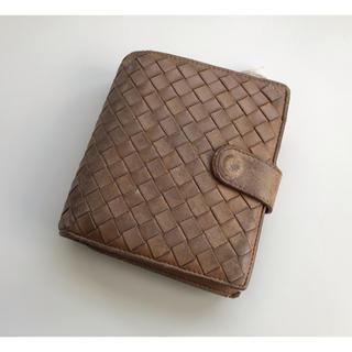 ボッテガヴェネタ(Bottega Veneta)の正規品 ボッテガヴェネタ 折り財布 ブラウン(折り財布)