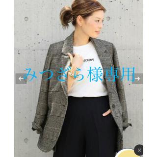 DEUXIEME CLASSE - 【POMANDERE/ポマンデール】ジャケット