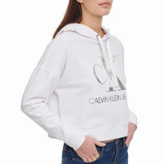 Calvin Klein - カルバン クライン CK 新品 パーカー レディース フーディー スウェット長袖