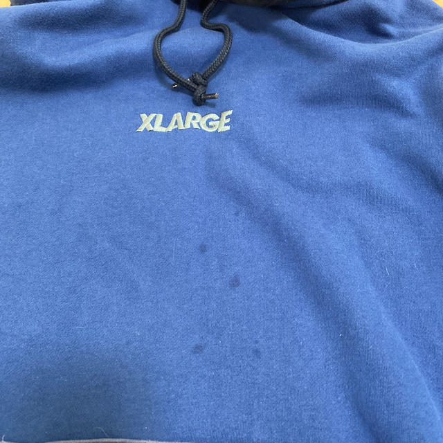 XLARGE(エクストララージ)の【XLARGE】パーカー その他のペット用品(犬)の商品写真