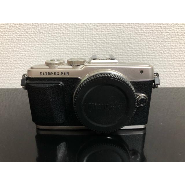 OLYMPUS(オリンパス)のOLYMPUS PEN E-PL7 ボディ スマホ/家電/カメラのカメラ(ミラーレス一眼)の商品写真
