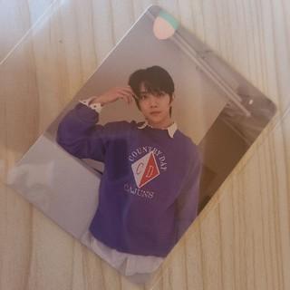 セブンティーン(SEVENTEEN)のSeventeen Semicolon Mini Card トレカ ジョシュア (シングルカード)