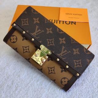 LOUIS VUITTON - ♬国内即発&送料無料♬ 限定 セール♬ルイヴィトン、長財布♥小銭入れ 超美品