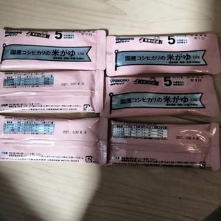 ワコウドウ(和光堂)の国産コシヒカリの米がゆ(その他)