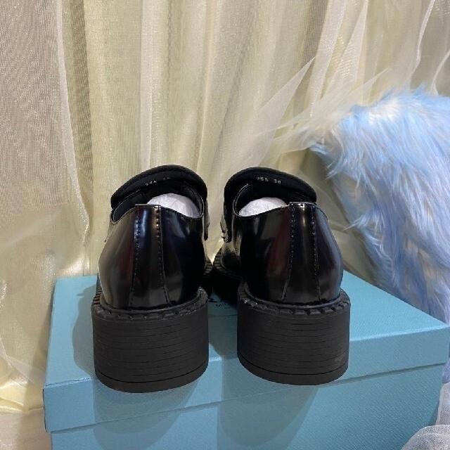 PRADA(プラダ)のPradaローファー レディースの靴/シューズ(ローファー/革靴)の商品写真