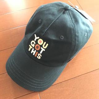 ヴァンズ(VANS)のvans キャップ 帽子 未使用 コラボ(キャップ)