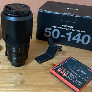 富士フイルム - 美品 FUJIFILM XF50-140mmF2.8 R LM OIS WR